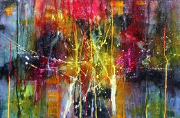 Abstract-Art-Painting-Tadeusz-Machowski-1